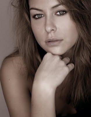 Sensual Woman Face3